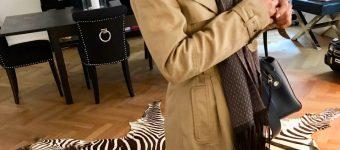 Der Trenchcoat, ein Mantel mit historischem Format.